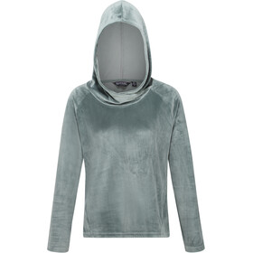 Regatta Kelilah Fleece Hoodie Dames, balsam green